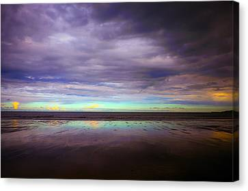 In Between Canvas Print by Svetlana Sewell