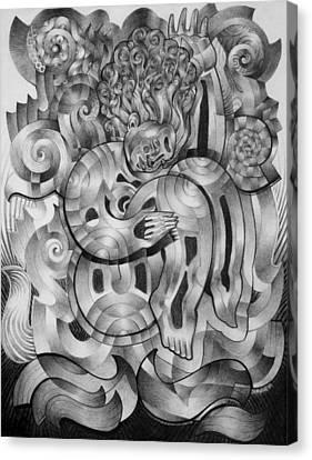 In Dream Land Canvas Print