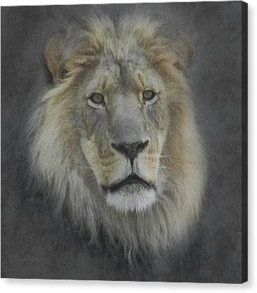 In Memory Of Elson Canvas Print