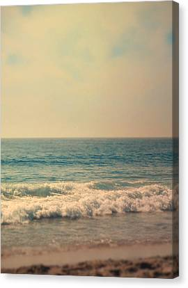 In This Place And Time Canvas Print by Laurie Search