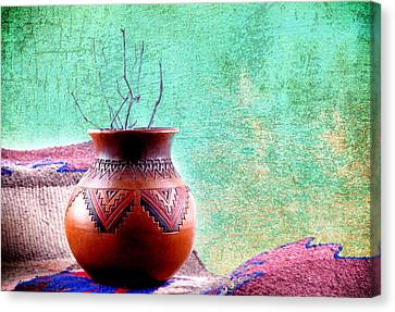 Indian Vessel Canvas Print