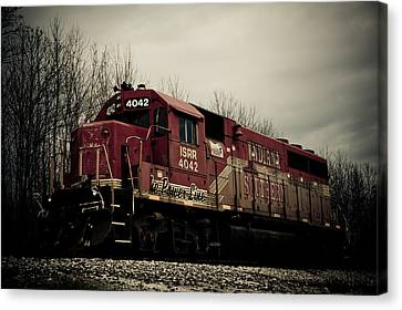 Southern Indiana Canvas Print - Indiana Southern by Off The Beaten Path Photography - Andrew Alexander