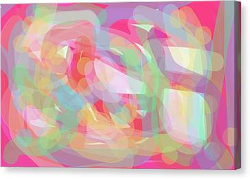 Infinity Dance Canvas Print