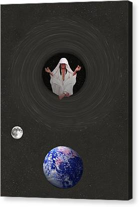 Inner Self Canvas Print by Eric Kempson