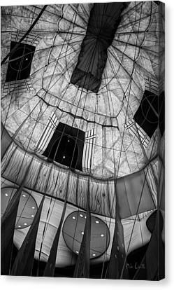 Inside The Balloon Two Canvas Print by Bob Orsillo