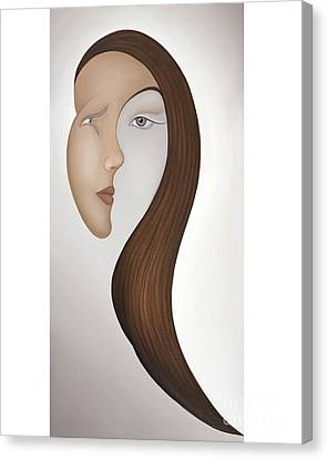Insight Canvas Print by Joanna Pregon