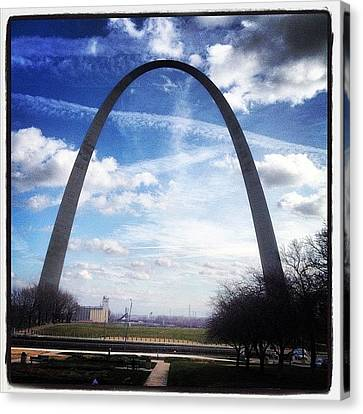 Instagram Photo Canvas Print by Shawn Wood