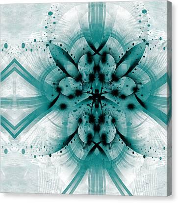 Intelligent Design 2 Canvas Print by Angelina Vick