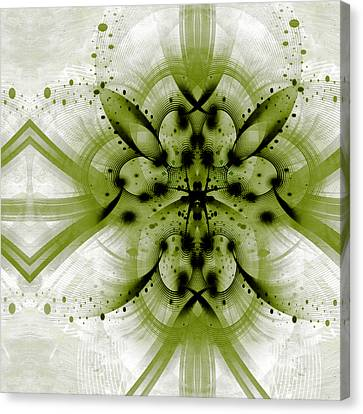 Intelligent Design 3 Canvas Print by Angelina Vick