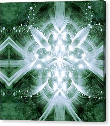 Intelligent Design 5 Canvas Print