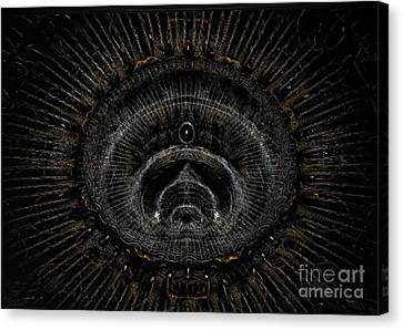 Into The Next Dimension Canvas Print