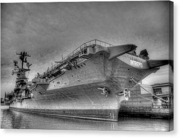 Intrepid Canvas Print
