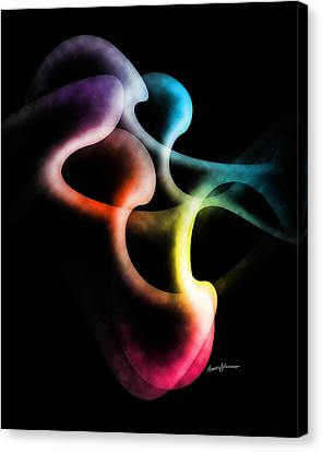 Intuition Canvas Print by Anthony Caruso