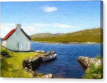 Irelands Beauty Canvas Print by Steve K