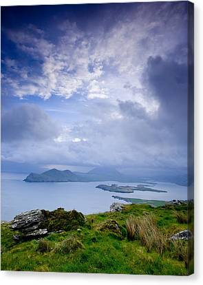 Irish Sunrise Canvas Print