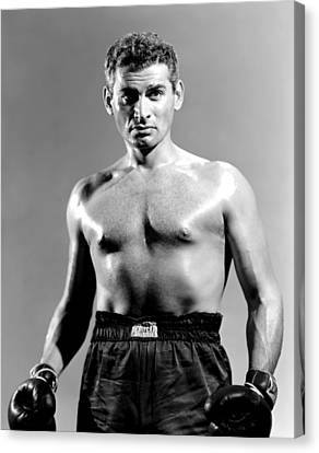 1951 Movies Canvas Print - Iron Man, Jeff Chandler, 1951 by Everett