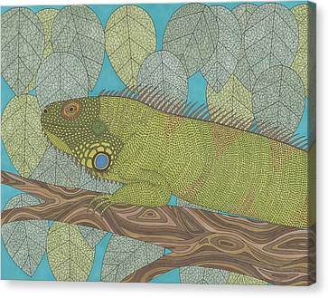 Irwin Canvas Print by Pamela Schiermeyer