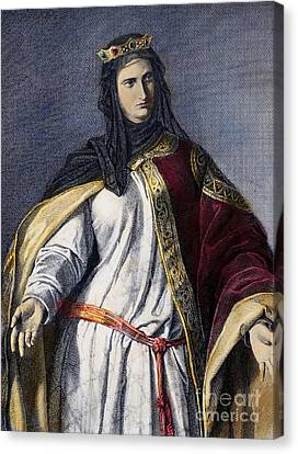 Isabella I (1451-1504) Canvas Print by Granger