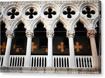 Italian Arches Canvas Print