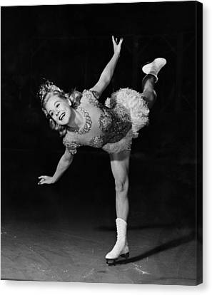 Its A Pleasure Sonja Henie 1945 Photograph By Everett