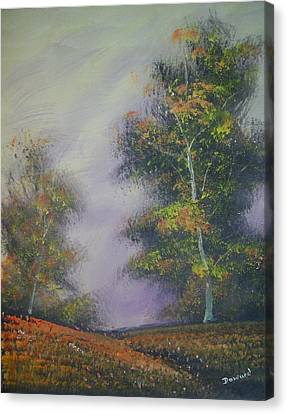 It's Fall Again Canvas Print