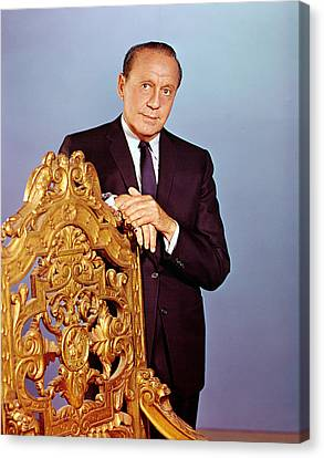 Jack Benny Canvas Print by Everett