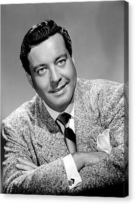 Jackie Gleason, Early 1950s Canvas Print
