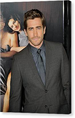 Jake Gyllenhaal At Arrivals For Afi Canvas Print by Everett
