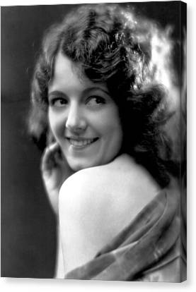 Janet Gaynor, Fox Film Corp, 1920s Canvas Print by Everett