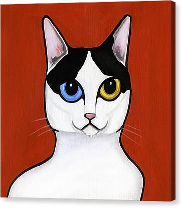 Japanese Bobtail Canvas Print