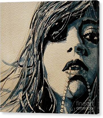 Jar Of Hearts Canvas Print by Paul Lovering