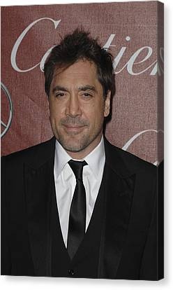 Javier Bardem At Arrivals For 22nd Canvas Print by Everett