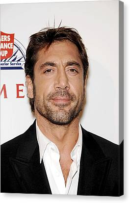 Javier Bardem At Arrivals For Love In Canvas Print by Everett