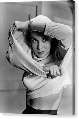 Jet Pilot, Janet Leigh, 1950, Released Canvas Print by Everett