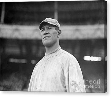 Jim Thorpe (1888-1953) Canvas Print by Granger