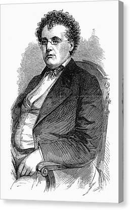John Albion Andrew Canvas Print by Granger