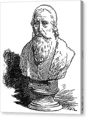 John Amos Comenius Canvas Print by Granger