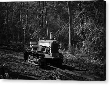 John Deere Tractors Model 430 Canvas Print