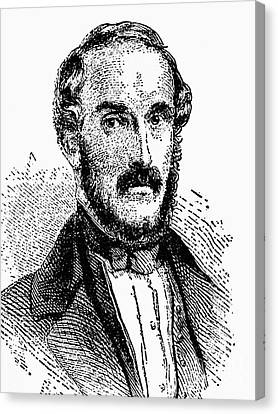 Aodng Canvas Print - John Lloyd Stephens by Granger