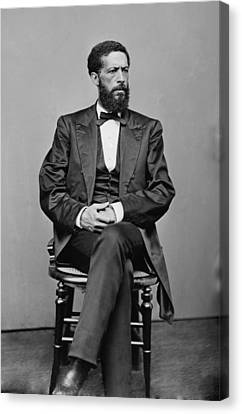 John Mercer Langston 1829-1897, Son Canvas Print by Everett