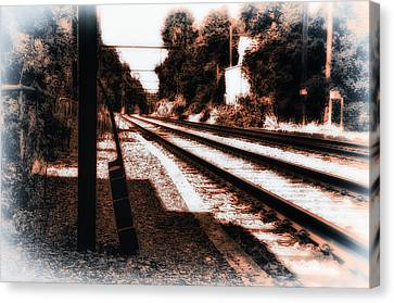 Johnny B Gone Canvas Print by Bill Cannon