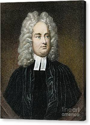 Jonathan Swift (1667-1745) Canvas Print by Granger