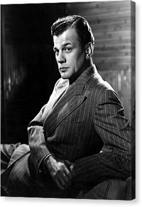 Joseph Cotten, Mgm, 1944 Canvas Print by Everett