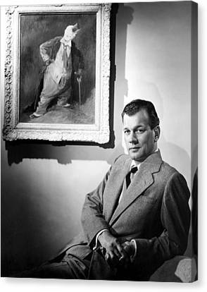 Joseph Cotten, Warner Brothers, 1949 Canvas Print by Everett