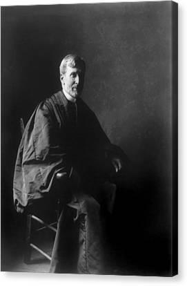 Joseph Mckenna 1843-1926, Associate Canvas Print by Everett
