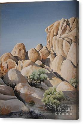 Joshua Tree 1 Canvas Print