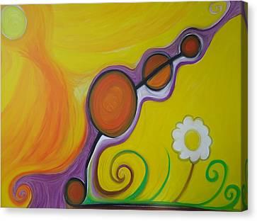 Greenworldalaska Canvas Print - Joy - The Emotion Of Great Happiness. by Cory Green