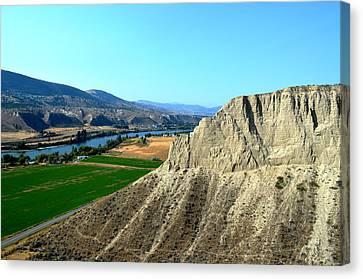 Kamloops British Columbia Canvas Print