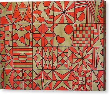 Karpaksh Canvas Print by Sumit Mehndiratta