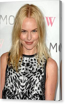Kate Bosworth At Arrivals For Moca 30th Canvas Print